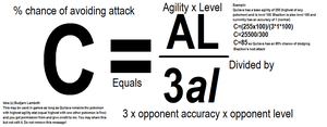 Agility Stat: New, Simple, Refined Version by BudCharles
