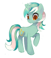 Lyra!! by mapony240