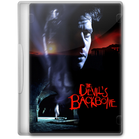 The Devil's Backbone (2001) Movie DVD Icon by A-Jaded-Smithy