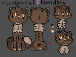 Tigerlily 2k17 Ref by Burnt-Out-Stars