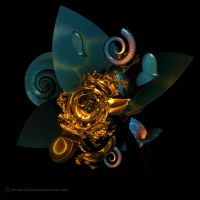 Abstract Bouquet by im1happy