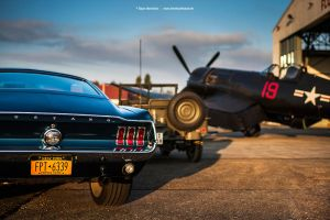 Three old Legends by AmericanMuscle