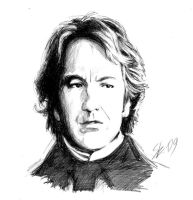 Alan Rickman-time by Absolutehe