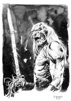 White Walker by stokesbook