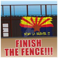 Finish the fence by ochie4