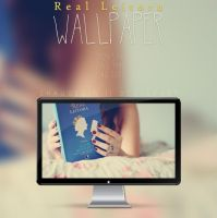 Real Leitora - Wallpaper by Ihavethedreamersdise