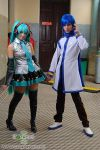 Kaito and Miku by JuTsukinoOfficial