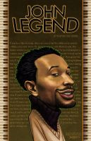 John Legend by RC-draws