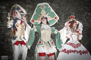 Trinity Blood by AnaSBertola