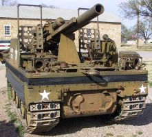 Fort Sill Tanks 9 by Falln-Stock
