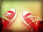 For the Love of Converse by navi-aaliyah