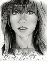 Taylor Swift 22 by aleexart