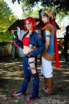 Jak and Ashelin Praxis Cosplay 2 by ASCosplay