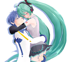Vocaloid Pairing Project - 1 by maydayfireball