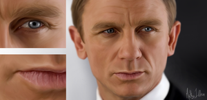 James Bond - Daniel Craig by Lasse17