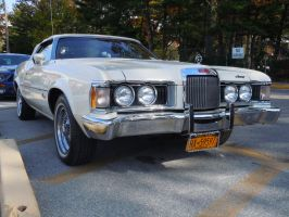 1973 Mercury Cougar XR-7 Convertible by Brooklyn47