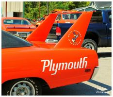 Wayne's Superbird - Tail Section by TheMan268
