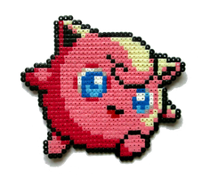 #039 - Jigglypuff by Aenea-Jones