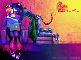 Happy Valentines Day by TrackSurfer