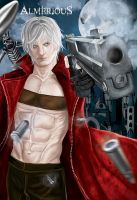 Dante by Almerious
