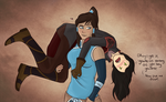 Korrasami by DailyAvatar
