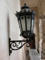 Antique Lantern by HauntingVisionsStock