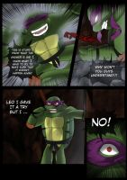 TMNT (fanmade) Same as it never was Aftershock _20 by FleshCreature