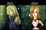 Doodle Eva MGS 3 : 2012 - 2014 by PrinceOfRedroses