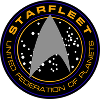 Star Trek Into Darkness Starfleet Insignia by viperaviator