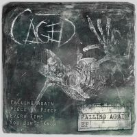 Caged - Falling Again EP Cover by robbyphills