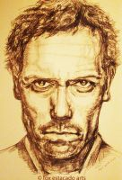 Gregory House by foxestacado