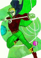 Green Lantern by chriss2d by CDL113