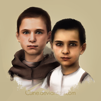 Darim and Sef by Cuine