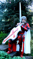 Knight of Blood by WildTigerCosplay