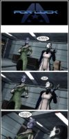 Liara And EDI - For Luck by Rastifan