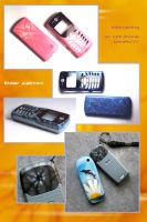 Airbrushing on cell phones by EldarZakirov