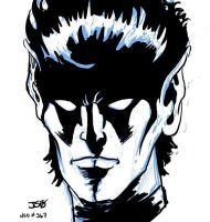Nightcrawler by sirandal