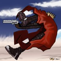 Vash Again by meltyzombie