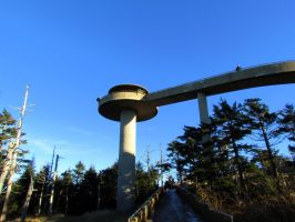 Clingman's Dome by RealityIntolerant