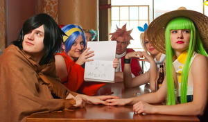 Fairy Tail - Natsu doesn't understand shipping! by dendensushi