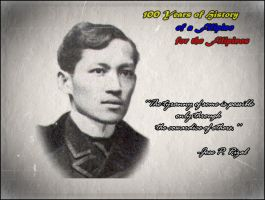 'In Honor of Jose Rizal' by TrainerEM-Dustin