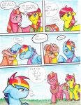 Trans Ponies Vol: 2 pg 21 by Tristanjsolarez
