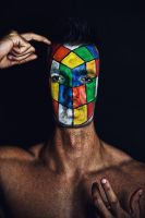 Homo Rubikous by NickSachos