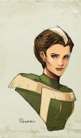 classic Rogue by Peter-v-Nguyen