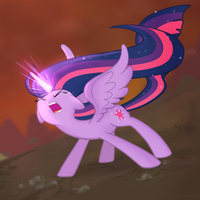 Twilight's Fight by Isa-Isa-Chan