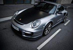 Porsche 997 GT2 RS by qqryq1