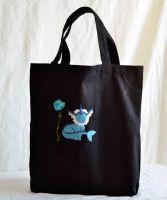 Vaporeon Tote Bag FOR SALE by DrisanaRM