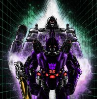 Galvatron Birth by Decepticoin