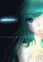 SADNESS by kuroineko21