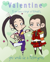 DW - 2011 Valentine 05 by cutepiku